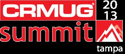 CRMUG_Summit2013