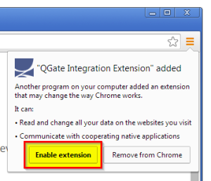 Troubleshooting Chrome Browser Integration Help Article