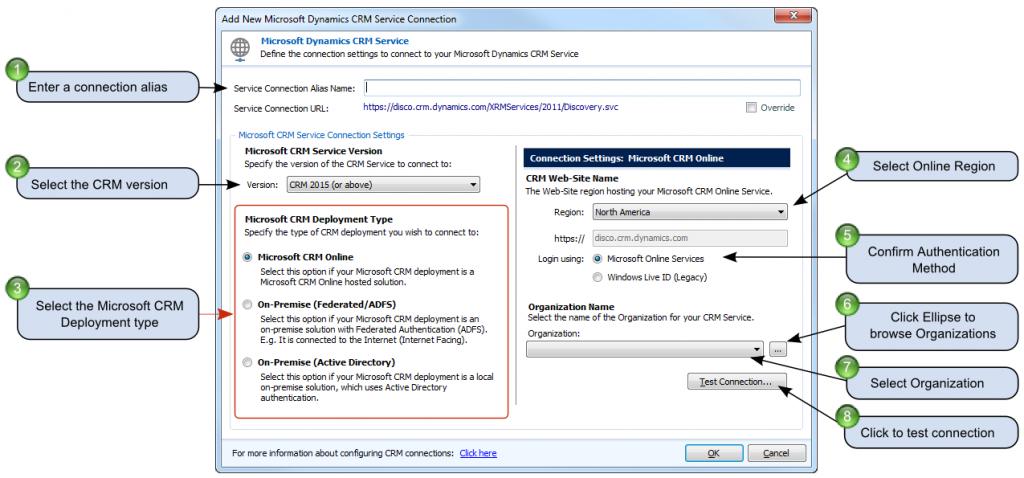 QGate Microsoft Dynamics 365 / CRM Service Manager